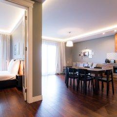 Апартаменты Apartinfo Waterlane Apartments Улучшенные апартаменты с 2 отдельными кроватями фото 2