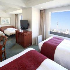 Hotel East 21 Tokyo 4* Номер Делюкс с различными типами кроватей