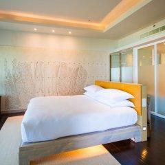 Отель Hilton Phuket Arcadia Resort and Spa 5* Улучшенный люкс разные типы кроватей фото 2