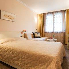 Hotel Geneva 4* Стандартный номер с различными типами кроватей