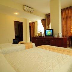 Phuoc Loc Tho 2 Hotel 2* Номер Делюкс с различными типами кроватей