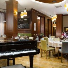 Гостиница Сочи Марриотт Красная Поляна ресторан