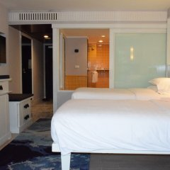 Отель Sheraton Samui Resort 5* Стандартный номер с 2 отдельными кроватями