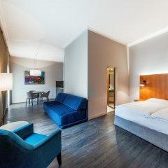 Отель NH Prague City 4* Стандартный номер с различными типами кроватей