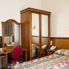 Hotel Continental Gare du Midi 2* Стандартный номер с различными типами кроватей