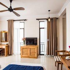 Отель Santa Villa Hoi An 3* Улучшенный номер с различными типами кроватей