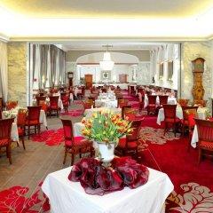 Hotel Stefanie место для завтрака фото 2