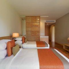 Отель Prana Resort Samui 4* Номер Делюкс с различными типами кроватей