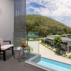 Отель Patong Bay Hill Resort 4* Люкс с различными типами кроватей фото 7