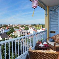 Отель La Residencia. A Little Boutique Hotel & Spa Вьетнам, Хойан - отзывы, цены и фото номеров - забронировать отель La Residencia. A Little Boutique Hotel & Spa онлайн балкон
