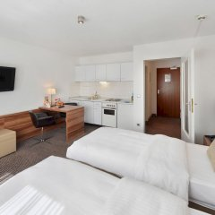 Vi Vadi Hotel downtown munich комната для гостей фото 23