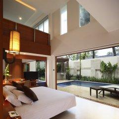 Отель La Flora Resort Patong 5* Апартаменты разные типы кроватей