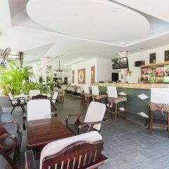 Отель Tropical Palm Resort Самуи вестибюль отеля фото 2