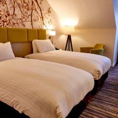 Отель Holiday Inn Northampton West M1 Junc 16 4* Стандартный номер с различными типами кроватей
