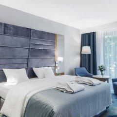 Hotel Villa Testa 3* Номер Делюкс с различными типами кроватей