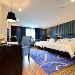 Hanoi Emerald Waters Hotel & Spa 4* Люкс с различными типами кроватей
