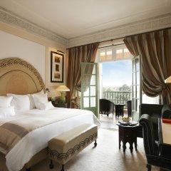 Отель La Mamounia 5* Номер Делюкс