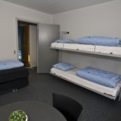 Отель Danhostel Vejle Стандартный номер с различными типами кроватей