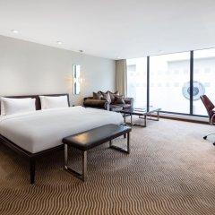 The Edwardian Manchester, A Radisson Collection Hotel 4* Полулюкс с двуспальной кроватью
