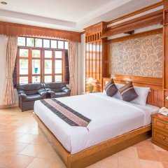 Отель Tony Resort 3* Номер Делюкс разные типы кроватей фото 5