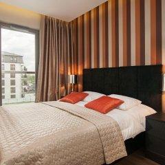 Апартаменты Apartinfo Waterlane Apartments Улучшенные апартаменты с различными типами кроватей