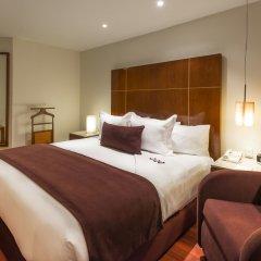 Отель Camino Real Aeropuerto Mexico 3* Стандартный номер с различными типами кроватей