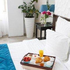 Гостиница Гермес 3* Стандартный семейный номер с двуспальной кроватью