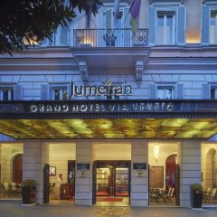 Grand Hotel Via Veneto фото 15