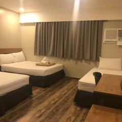 Cebu R Hotel - Capitol 3* Номер Делюкс с различными типами кроватей