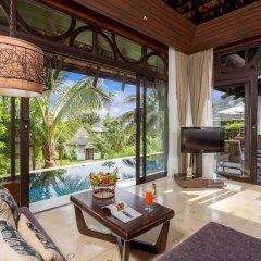 Отель The Vijitt Resort Phuket жилая площадь