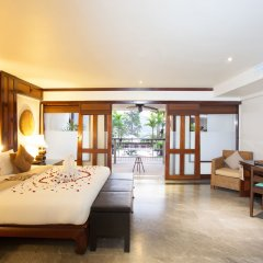 Отель Baan Yin Dee Boutique Resort 4* Номер Делюкс разные типы кроватей фото 3