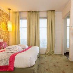 Le Marceau Bastille Hotel 4* Улучшенный номер с различными типами кроватей фото 5