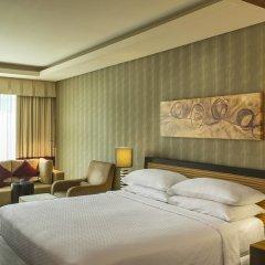 Отель Four Points by Sheraton Bur Dubai 4* Стандартный номер с различными типами кроватей