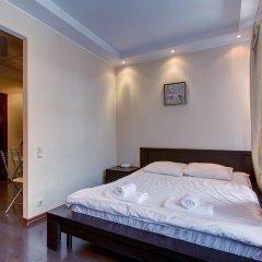 Апартаменты СТН Апартаменты на Невском 60 Студия с различными типами кроватей
