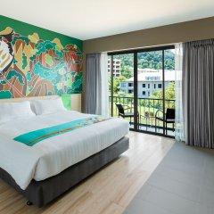Отель 8Icon Ao Nang Krabi 3* Номер Делюкс с различными типами кроватей