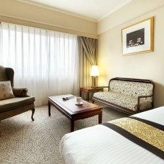 The Howard Plaza Hotel Taipei 4* Номер Делюкс с 2 отдельными кроватями