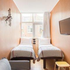 Max Brown Hotel Museum Square 3* Представительский номер с различными типами кроватей фото 2