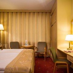 Hotel HP Park Plaza Wroclaw 4* Стандартный номер с двуспальной кроватью