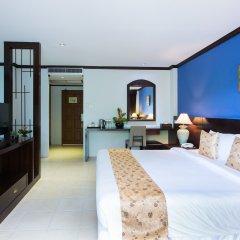 Отель Areca Resort & Spa 5* Номер Делюкс с различными типами кроватей фото 2