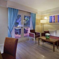 Euphoria Hotel Tekirova 5* Полулюкс с различными типами кроватей фото 3