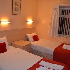 Dukeries Hotel 3* Стандартный номер с 2 отдельными кроватями