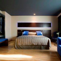 Отель NH Madrid Las Tablas 4* Улучшенный номер с различными типами кроватей