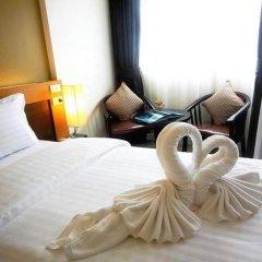Отель Breezotel Номер Делюкс с различными типами кроватей фото 4