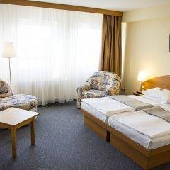 astral Inn Hotel Leipzig 3* Стандартный номер разные типы кроватей фото 5
