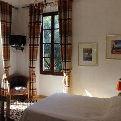Отель Hôtel Villa la Malouine 2* Улучшенный номер с различными типами кроватей