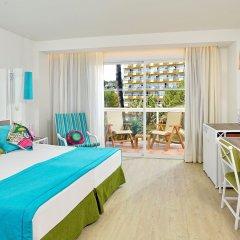Отель Sol Beach House Mallorca - Adult Only 4* Стандартный номер с различными типами кроватей