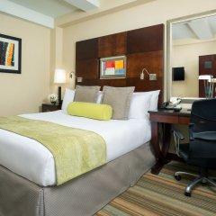 Hotel Mela Times Square 4* Номер Делюкс с различными типами кроватей фото 3
