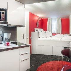 Отель 4 Arts Suites 3* Студия с различными типами кроватей фото 2