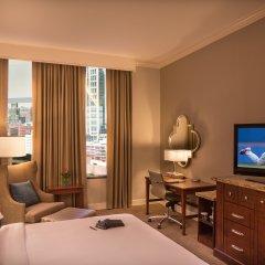 Отель Hilton St. Louis Downtown Стандартный номер