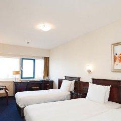 Отель XO Hotels Blue Tower 4* Номер Делюкс с различными типами кроватей фото 3